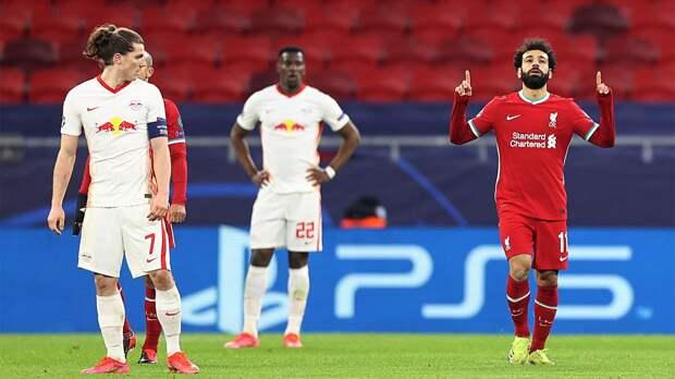 «Ливерпуль» уничтожил «Лейпциг» в Лиге чемпионов, забив больше голов, чем в 7 последних домашних матчах АПЛ