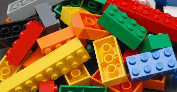 Что можно сделать из конструктора LEGO