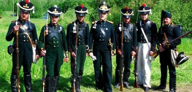 Прибывали лучшие снайперские партии Кавказской Линии