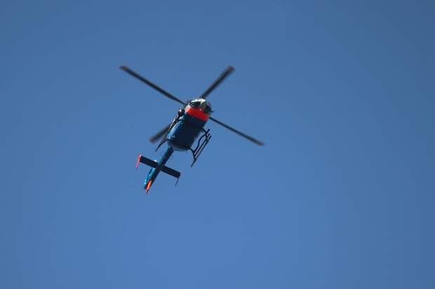 Турист отправил вертолет из Ялты в Краснодар за фаст-фудом из «Макдональдса»