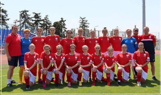 Футболистки из Строгина представят столицу на Первенстве России