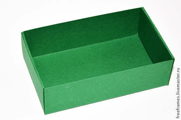 Мастерим коробочку-шкатулку для подарка