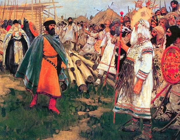 Христианизация Руси. Польза или вред?