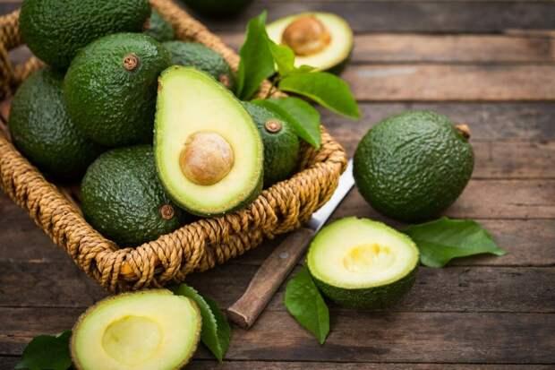 Авокадо для здоровья сердца и сосудов