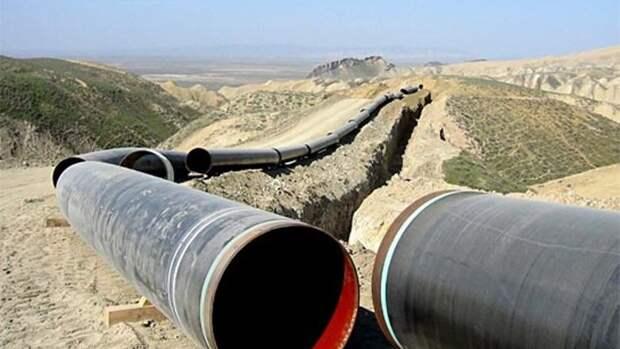 Индия пока неможет согласиться нагазопровод из-за Пакистана