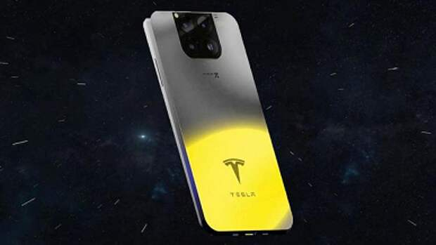 Первый смартфон Tesla будет поддерживать майнинг Marscoin и интернет Starlink