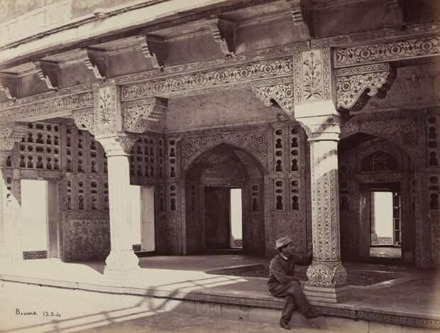 Albom fotografii indiiskoi arhitektury vzgliadov liudei 40