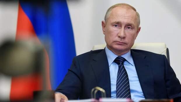 Путин поздравил Лукашенко с переизбранием на пост президента Белоруссии