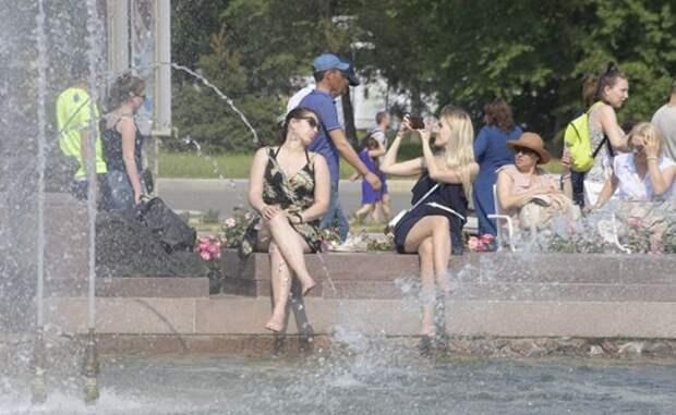 В Роспотребнадзоре разъяснили, как жара влияет на рабочий день