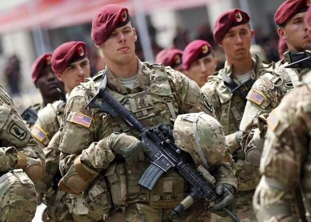 США маскируют «случайными смертями» свои боевые потери