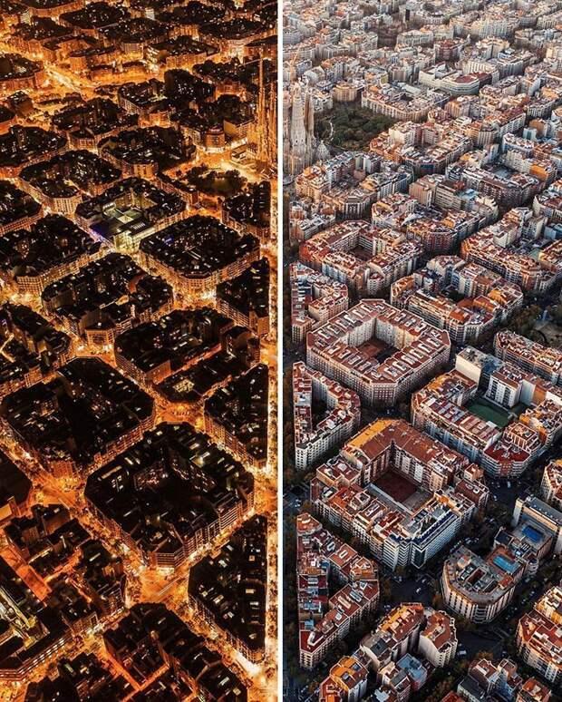 40 занимательных фото-сравнений, которые открывают новый взгляд намир