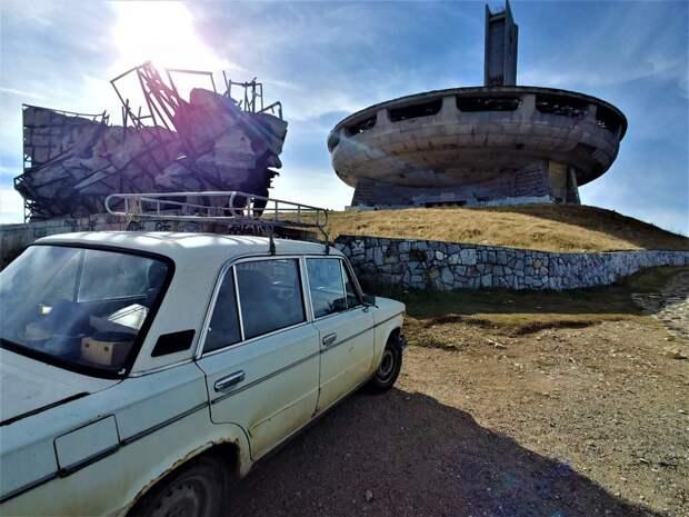 Мистическая Бузулуджа: это место притягивает тысячи сталкеров