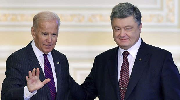 Новые записи Деркача: «отец нации» Порошенко обворовывал украинцев, чтобы помочь сыну Байдена