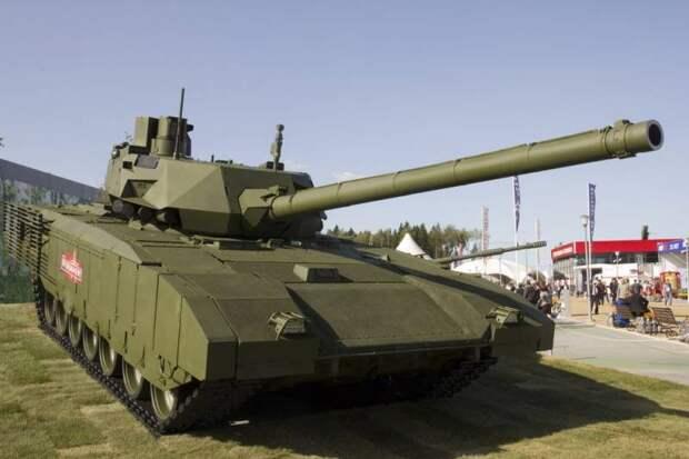 Что представляет собой революционная программа по модернизации Т-14