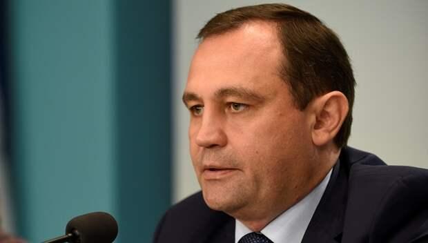 Брынцалов расскажет о планах работы Мособлдумы на 2019 год