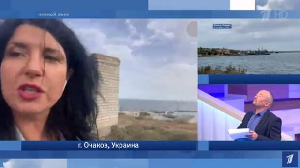 Шейнин сорвал попытку Соколовской запугать РФ базой НАТО в Очакове