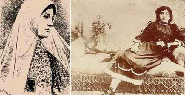 Жизнь исмерть иранской феминистки Куррат Уль-Айн, имевшей редкий дар убеждения