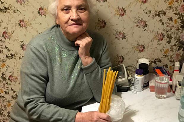 Пожилой россиянке продали в церкви макароны вместо дорогих свечей