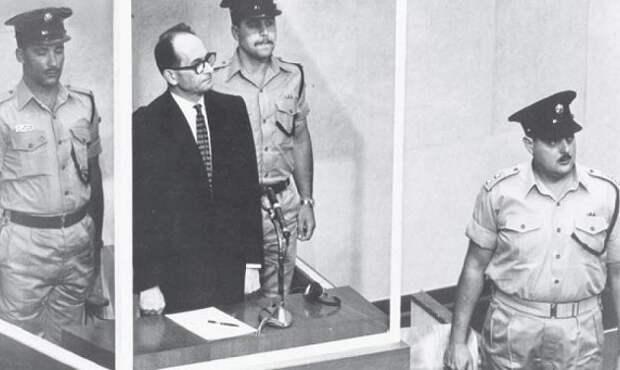 Адольф Эйхман: как «Моссад» выкрал из Аргентины нацистского палача