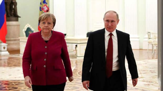 Политолог Михеев предположил, о чем Меркель будет разговаривать на встрече с Путиным