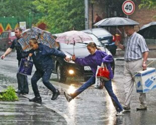 Синоптики обещают неделю сентябрьской погоды и проливных дождей