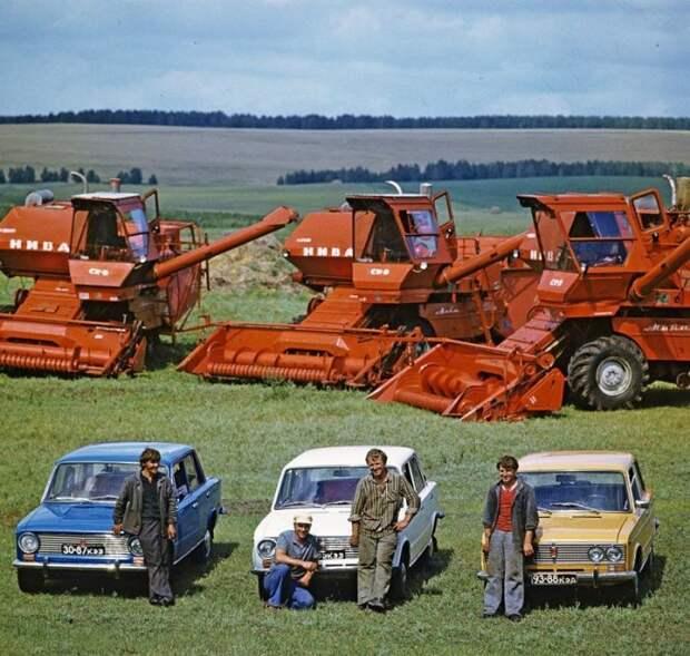 Мог ли колхозник в СССР купить себе машину