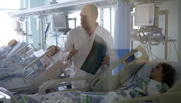 Стало известно, в каких больницах находятся пострадавшие из керченского колледжа