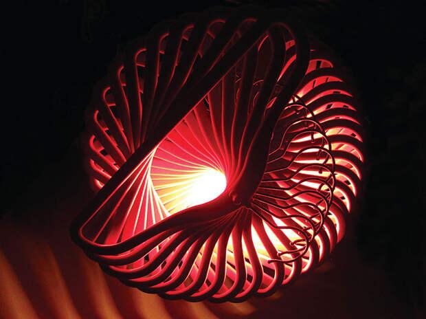 diylamps10 21 идея изготовления светильников и люстр из повседневных предметов