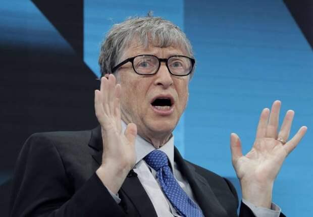 «Билл Гейтс – отец пандемии». А если это не фейк?