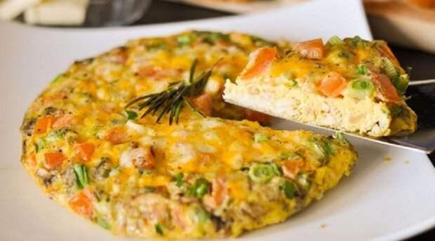 Омлет с овощами в духовке: кулинарная классика на все времена