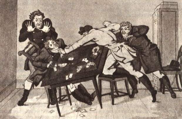 Сожительствовал с обезьяной, забил тело татуировками и чуть не застрелил Пушкина. История самого порочного русского аристократа