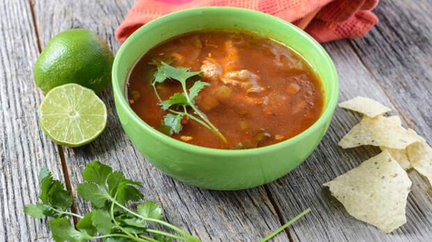 Рецепты от Маргариты Симоньян: Мексиканский суп