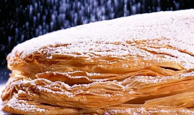 Слоёное тесто — лёгкий рецепт или сказка с хорошим концом