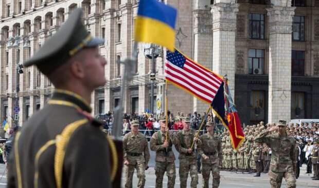 """""""Независимую"""" Украину Вашингтон ставит на линию огня"""