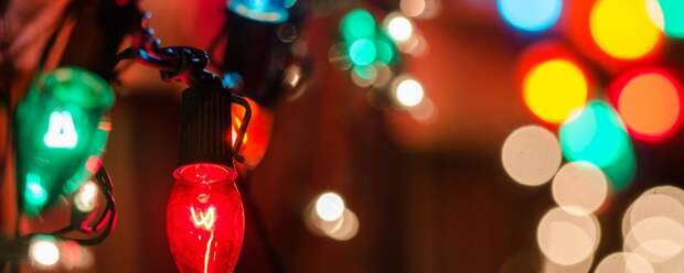 10 вариантов самодельных гирлянд наНовый год
