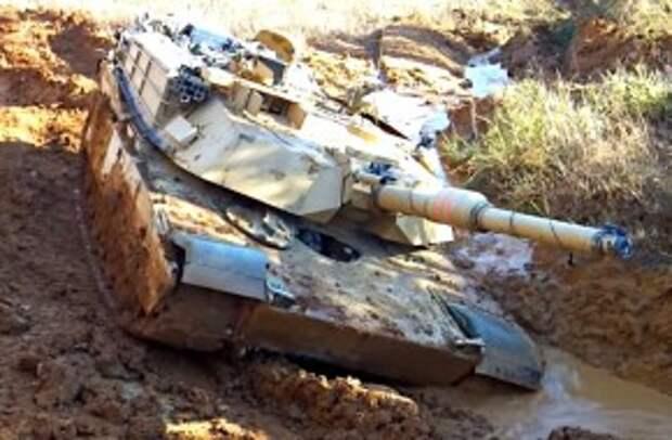 «Дороги России их убьют»: американцы разочаровались в своих танках