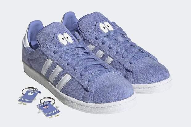 «Я понятия не имею, что происходит»: Adidas выпустит кроссовки с Полотенчиком из «Южного парка»