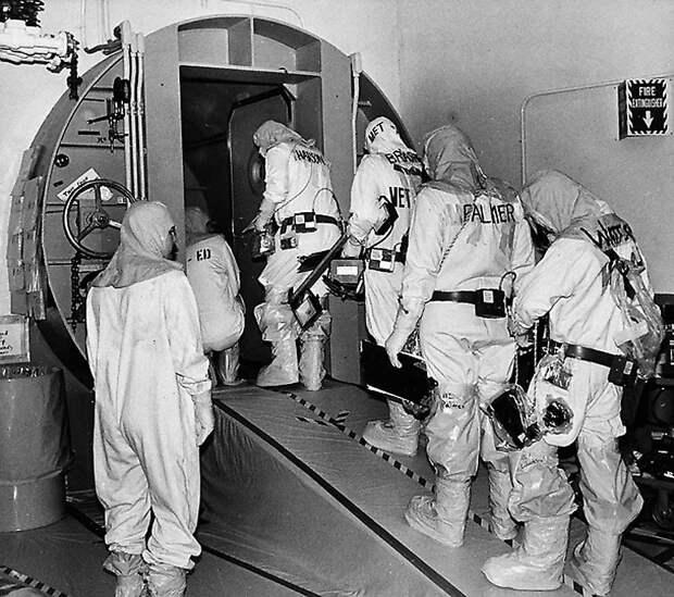 Авария на атомной станции Три-Майл-Айленд, США, 28 марта 1979 года