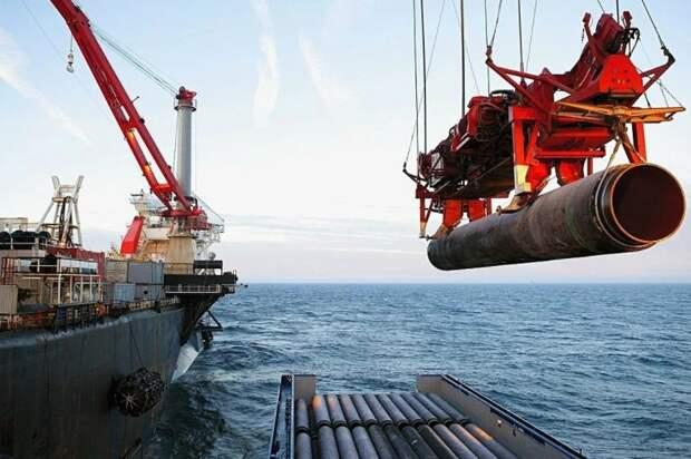 Запустят ли санкции США летальные проблемы для «Северного потока – 2»