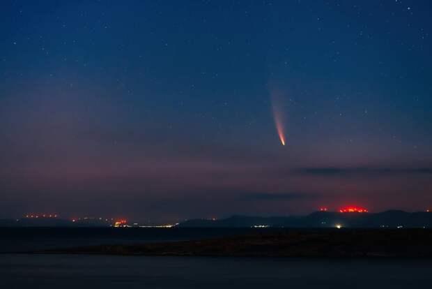 Метеорит упал и взорвался на Кубе