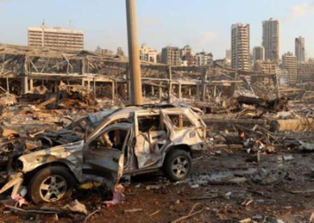 Виновником чудовищного взрыва в Бейруте мог оказаться украинец