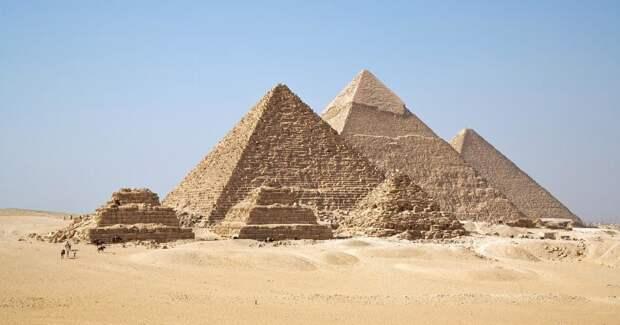 7 занятных фактов о Древнем Египте, которые вы могли незнать
