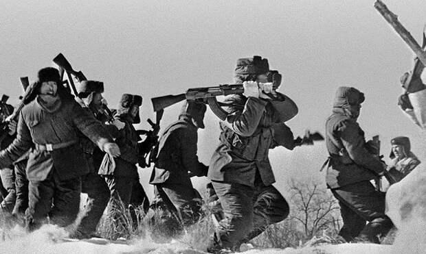 Матвей Меркулов: как советский генерал предотвратил войну с Китаем 1969 году