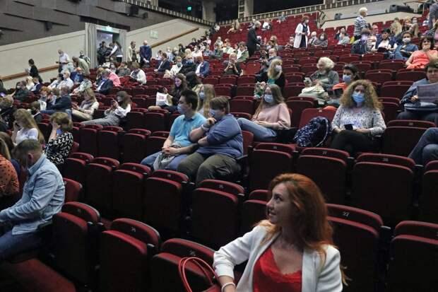 "Театр ""Сатирикон"": Работаем на ковидном аншлаге"