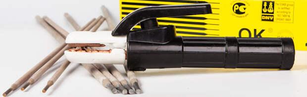 Как подобрать диаметр электрода