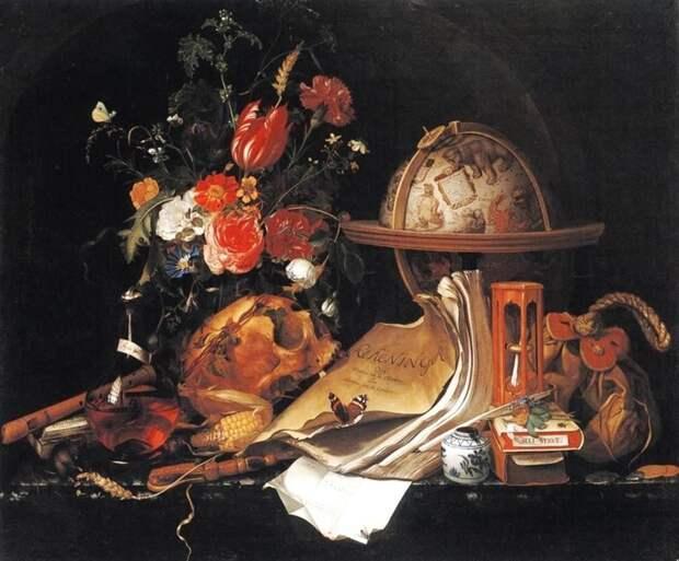 Мария ван Остервейк (нидерл. Maria van Oosterwijk; 27 августа 1630, Нотдорп близ Делфта — 12 ноября 1693, Эйтдам) — нидерландская художница эпохи барокко, мастер натюрморта голландские натюрморты, живопись, искусство, красота, цветы