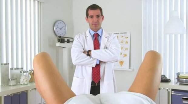 Как я к гинекологу сходила