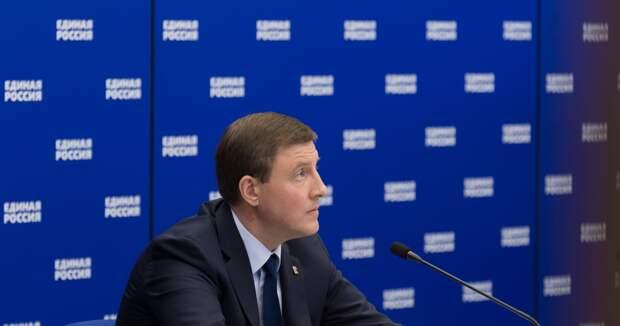 «Единая Россия» разрабатывает план восстановления экономики после пандемии