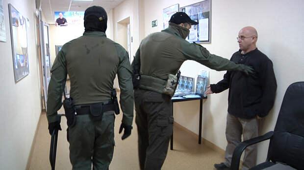 В стройкомпании «Возрождение» объяснили проведение ФСБ обысков в своем офисе