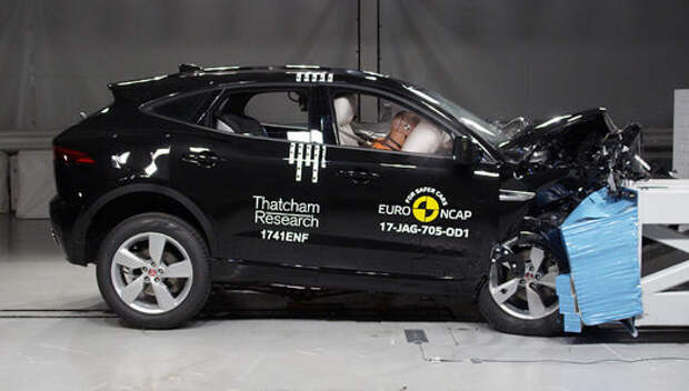 9 новинок на краш-тестах Euro NCAP: BMW, Honda, Subaru...